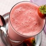 Strawberry Milkshake – Paleo, Gluten-free, Dairy-free
