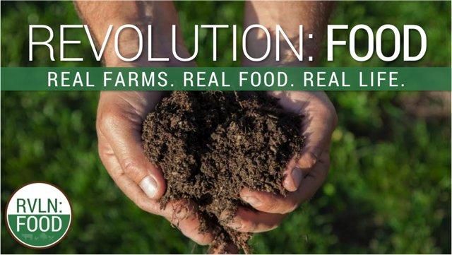 revolution- food