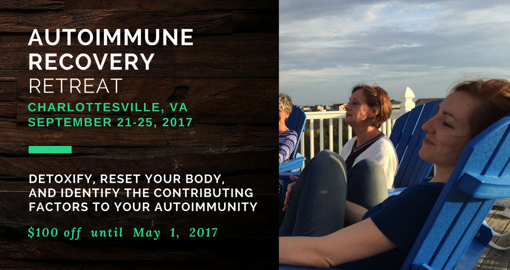 take back your health retreat autoimmune recovery