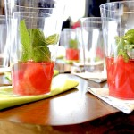 Watermelon Mint Mojitos, Paleo and Sugar Free