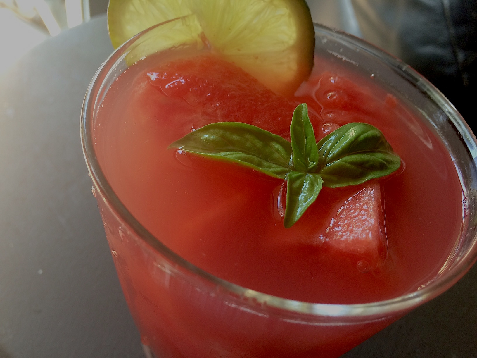 watermelon mint mojito recipe by robin shirley