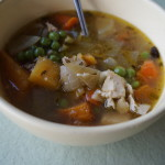 Healing Herbal Chicken Soup