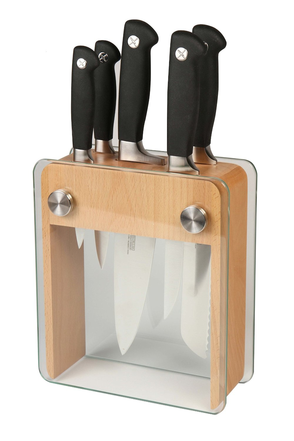 mercer knife set