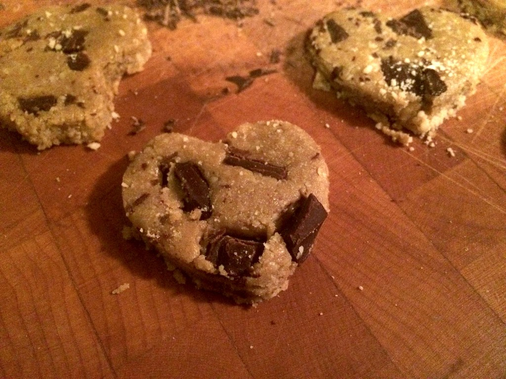 Choco Chip Cookies 2
