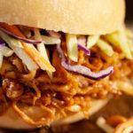 Slow Cooker Pulled Chicken BBQ {Paleo, Dairy-Free, Gluten-Free}